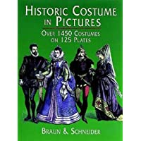 Historic Costume in Pictures.