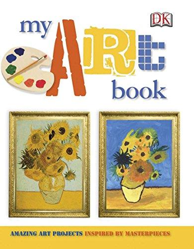 My Art Book by DK CHILDREN