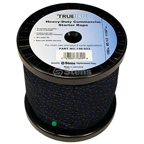 Stens 146-923 True Blue Starter Rope, 100-Feet by Stens