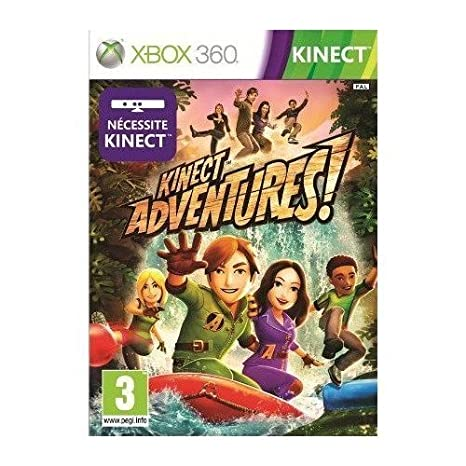 Buy Kinect Adventures(Xbox 360) Online at Low Prices in
