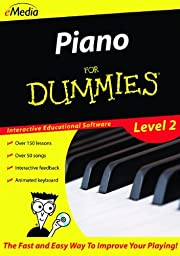 eMedia Piano For Dummies Level 2 [PC Download]
