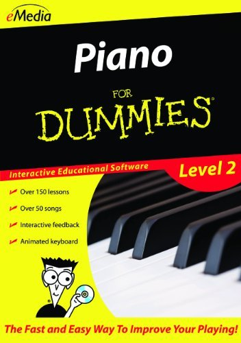 eMedia Piano For Dummies Level 2 [PC Download] by eMedia