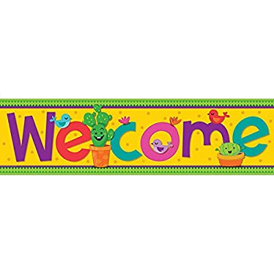Eureka Educational A Sharp Bunch Welcome (849731) : Office Products