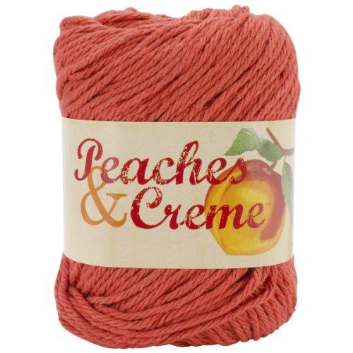 Spinrite Peaches and Cream Yarn, (Craft Yarn Cream)