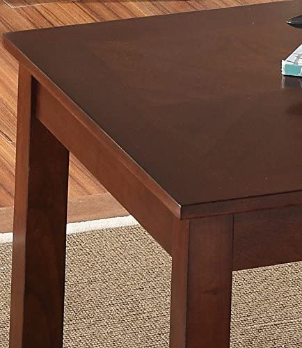 Standard Furniture Brantley 3-Pack Accent Tables Brown Cherry