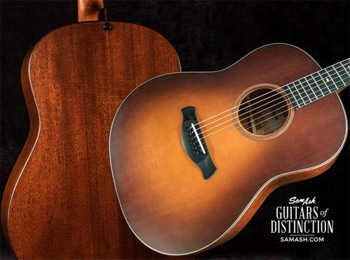 Taylor Guitars Builder's Edition 517e WHB Grand Pacific Acoustic-Electric Guitar (SN:1102279087)