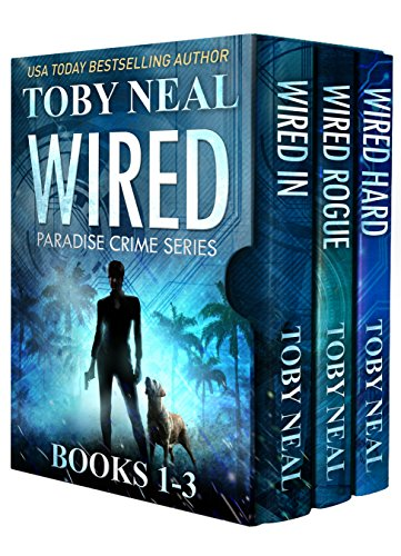 Paradise Crime Series Box Set: Books 1-3 Toby Set