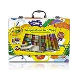 Crayola Inspirational art case - kits de manualidades  (Lápiz de color, Lápiz, Rotulador, Multicolor), 140pcs