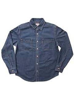 1f71cecefc3 Levi s Classic Denim Workshirt at Amazon Men s Clothing store