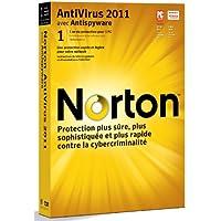 Norton antivirus 2011 (1 poste, 1 an)