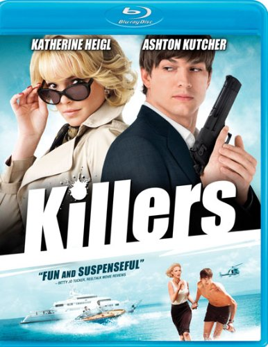 Blu-ray : Killers (, Dubbed, Dolby, AC-3, Digital Theater System)