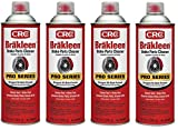CRC  Industries 05050PS Brake Cleaner 20 Ounce Aerosol Can (4)