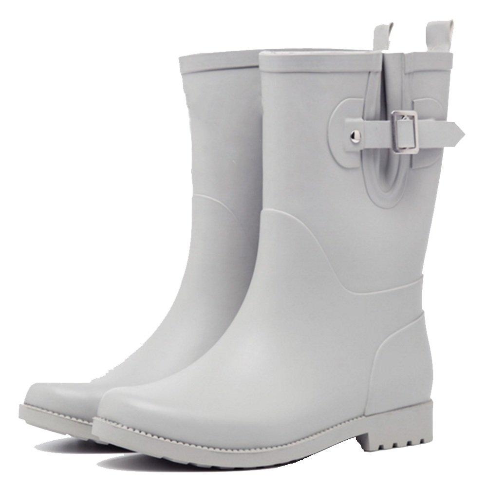 257352debbad8f des bottes de pluie au printemps printemps printemps et à l'été de matte de  bottes en caoutchouc bottes en caoutchouc imperméables à l'eau et  chaussures ...