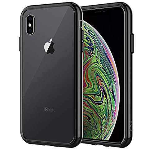 JETech Case for iPhone Xs Max 6.5-Inch, Shock-Absorption Bumper Cover - 51bg1xnbeiL - JETech Case for iPhone Xs Max 6.5-Inch, Shock-Absorption Bumper Cover