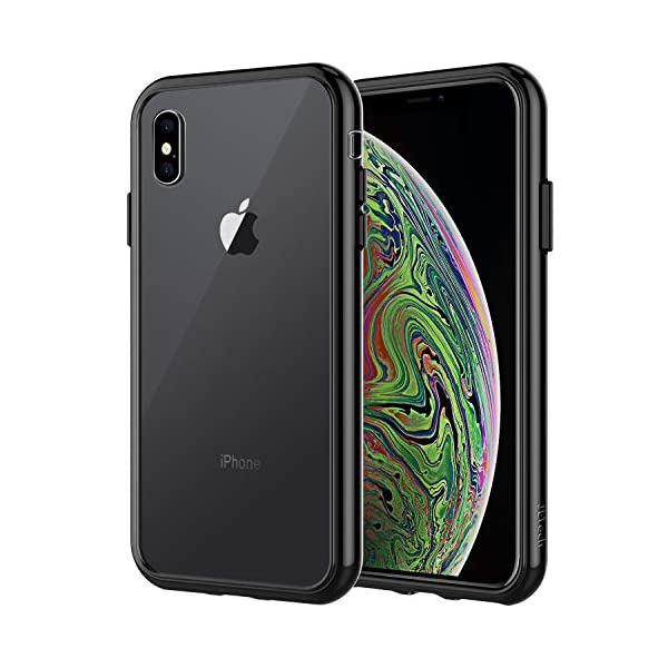 JETech-Case-for-iPhone-Xs-Max-65-Inch-Shock-Absorption-Bumper-Cover