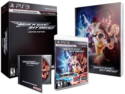 TEKKEN Hybrid Limited Edition - Playstation 3 - Tekken 3 Characters Costumes