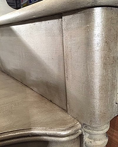 Retique It Chalk Furniture Paint by Renaissance DIY, 16 oz (Pint), 11 Alabaster