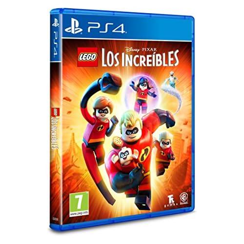 chollos oferta descuentos barato LEGO Los Increibles Edición Exclusiva Amazon PlayStation 4