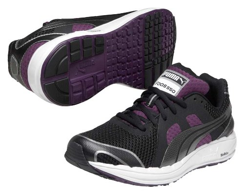 PUMA Wns Faas 550 Nm - Zapatos para mujer - negro