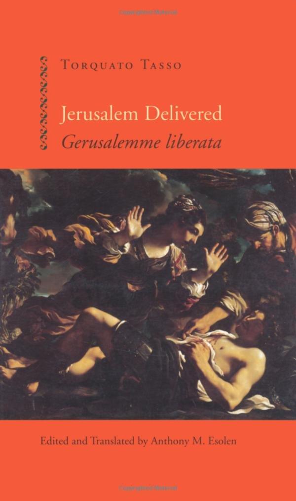 Read Online Jerusalem Delivered (Gerusalemme liberata) ebook