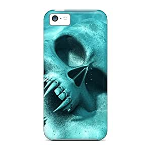 Case Cover Dead Skull Iphone 5c Protective Case