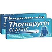 Thomapyrin Classic 2 x 20 Tabletten