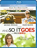 DVD : And So It Goes [Bluray + DVD]