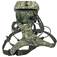 Henry Pahvant Best Binocular Harness Case For Birding Or Hunting. Bounce Free Detachable System, Comfortable, Lightweight and Can Be Used With Vortex, Leupold, Nikon, Swarovski, Bushnell And More.