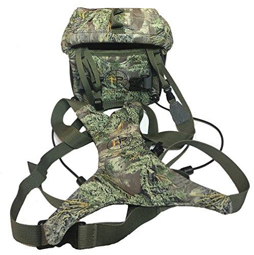 Cheap Henry Pahvant – Best Binocular Harness Case Birding Hunting. Bounce Free Detachable System, Comfortable, Lightweight Can Be Used Vortex, Leupold, Nikon, Swarovski, Bushnell More.