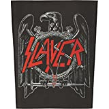 : Slayer Black Eagle Back Patch