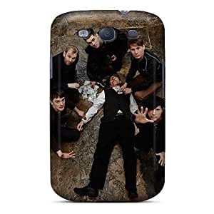 Best Cell-phone Hard Covers For Samsung Galaxy S3 (amP6370Gbin) Customized Attractive Franz Ferdinand Band Skin