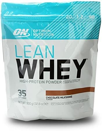 Optimum Nutrition Opti -Lean Whey Proteína, Chocolate - 930 g