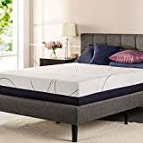 Sleep Master 12-Inch Gel Memory Foam Mattress, Queen
