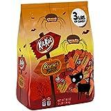 HERSHEY'S Halloween Snack Size Assortment (3-Pound Bag)