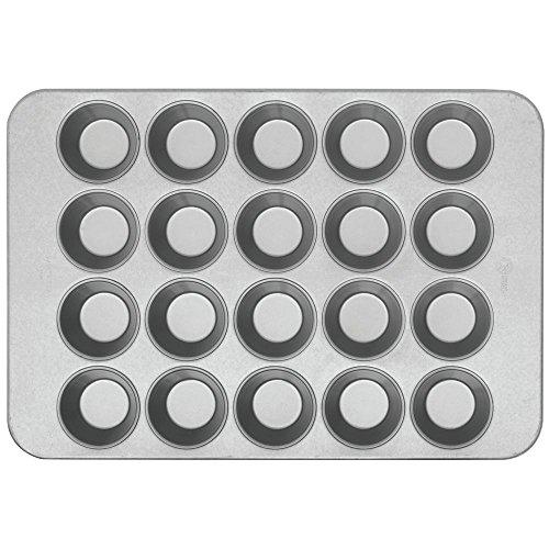 05 Glazed Aluminized Steel 20 Cup Pecan Roll Pan (Pecan Roll Pan)