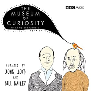 The Museum of Curiosity: The Complete Gallery 1 Audiobook