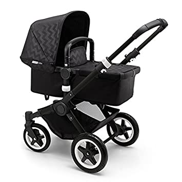 bugaboo buffalo black