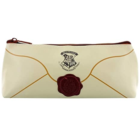 Amazon.com: Harry Potter Premium - Estuche escolar (11.4 x ...