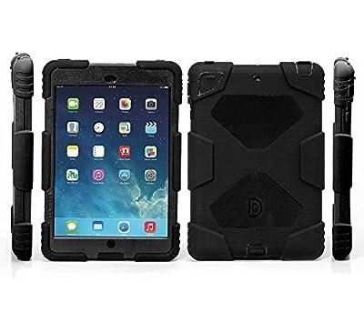 iPad Mini 1&2&3 Case,Aceguarder Rainproof Shockproof Kids Proof Case for iPad Mini 1&2&3 Case by Aceguarder