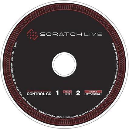 serato live cd