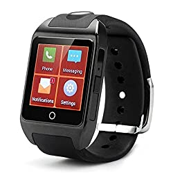 inWatch Z Smart Watch Phone MTK6572 Dual Core 1.2GHz Android 4.2 1.63 Waterproof Watch Phone 1GB/8GB 5.0MP Camera Sentral GSM Network