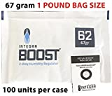 Integra Boost 67 gm Humidity 2 way regulator 1 POUND BAG SIZE 100 pack