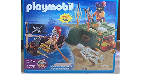 Playmobil Skeleton Shipwreck
