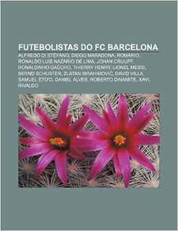 6f48234757f3 Futebolistas do FC Barcelona  Alfredo Di Stéfano