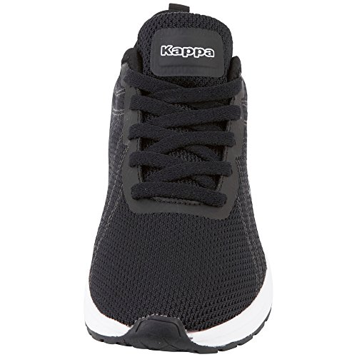 Negro Zapatillas Para white Mujer black 1110 Vivid W Kappa EqXxC4Awv