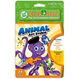 LeapFrog ClickStart Educational Software: Animal Art Studio