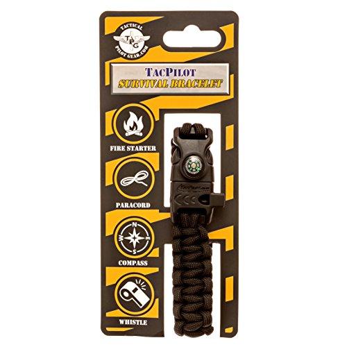 550 cord bracelet fire starter - 9