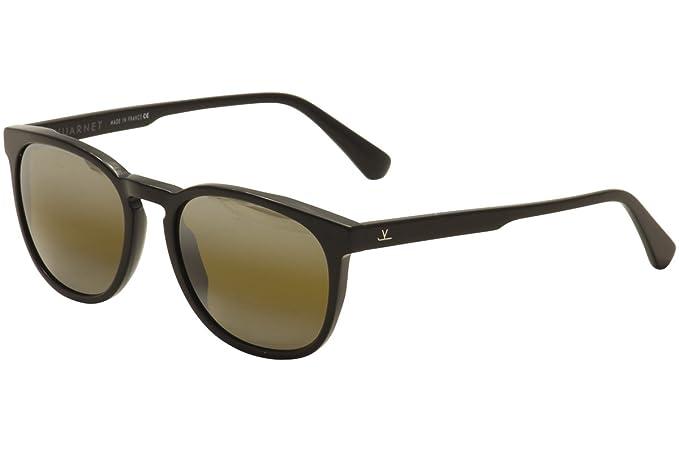 Vuarnet - Gafas de sol - para mujer Negro negro brillante ...