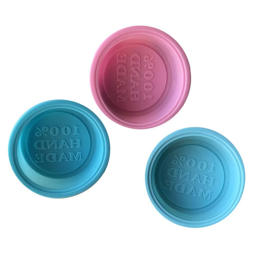 XuBa Molde de jabón de Silicona Reutilizable Hecho a Mano para ...