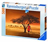 Ravensburger African Masai - 500 Pieces Puzzle